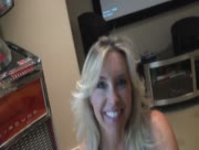 Blonde Milf Wifey Blowball